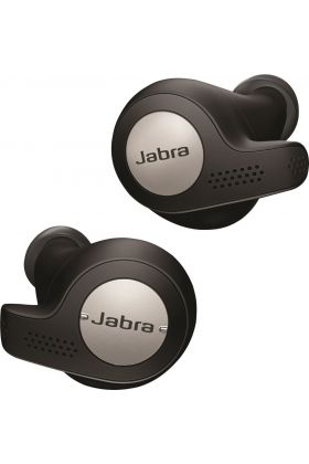 Audifonos True Wireless Jabra Elite Active 65T Negros/Titanio