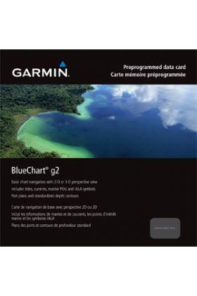 Bluechart G2 Garmin US031R Caribe