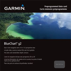 Bluechart G2 Garmin US039R Golfo Mexico US