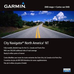 City Navigator Norteamerica  (MicroSD)