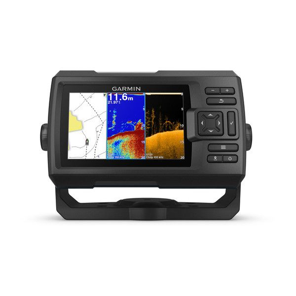 Ecosonda/GPS Garmin Striker Plus 5cv (Fishfinder)