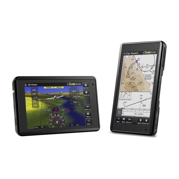 GPS Garmin Aera 660 Aviacion