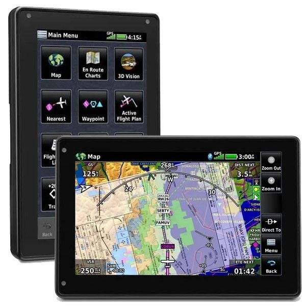GPS Garmin Aera 760 Aviacion