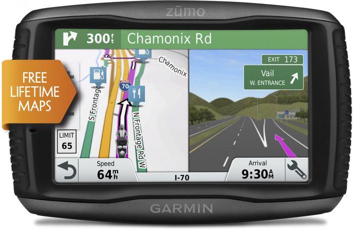 GPS Garmin Zumo 595LM