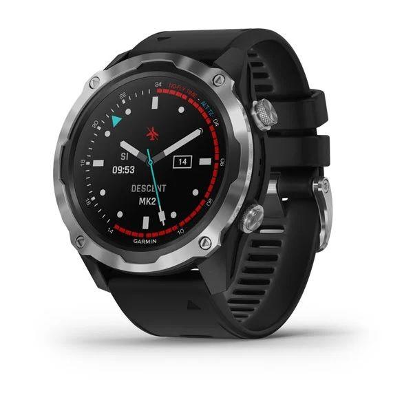 Reloj Buceo GPS Garmin Descent Mk2 Zafiro Regular