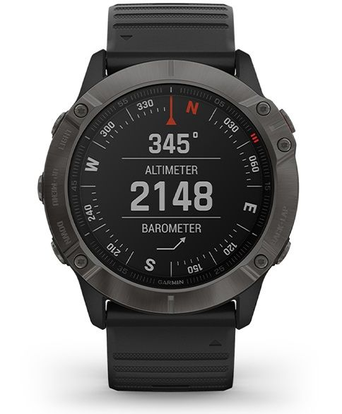 Reloj GPS Garmin Fenix 6X PRO (51mm)