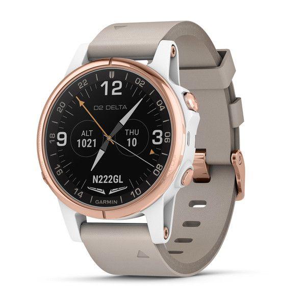 Reloj GPS Garmin Fenix D2 Delta S Zafiro (Chico)