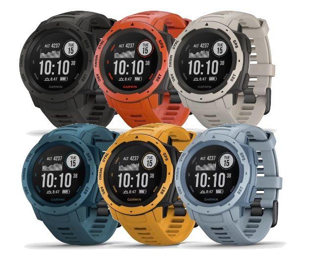Reloj GPS Garmin Instinct