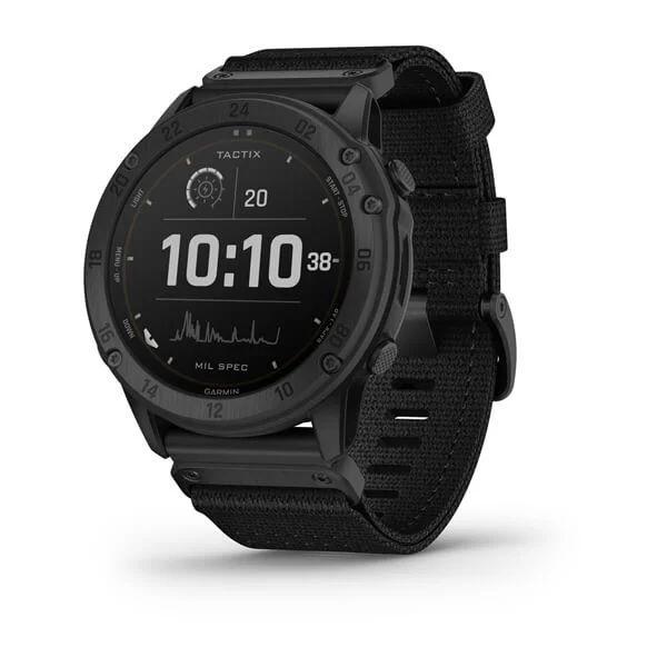 Reloj GPS Garmin Tactix Delta Solar con Ballistics